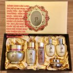 Bộ Tái Sinh Whoo Bichup Royal Anti-aging Duo Special Set 6pcs